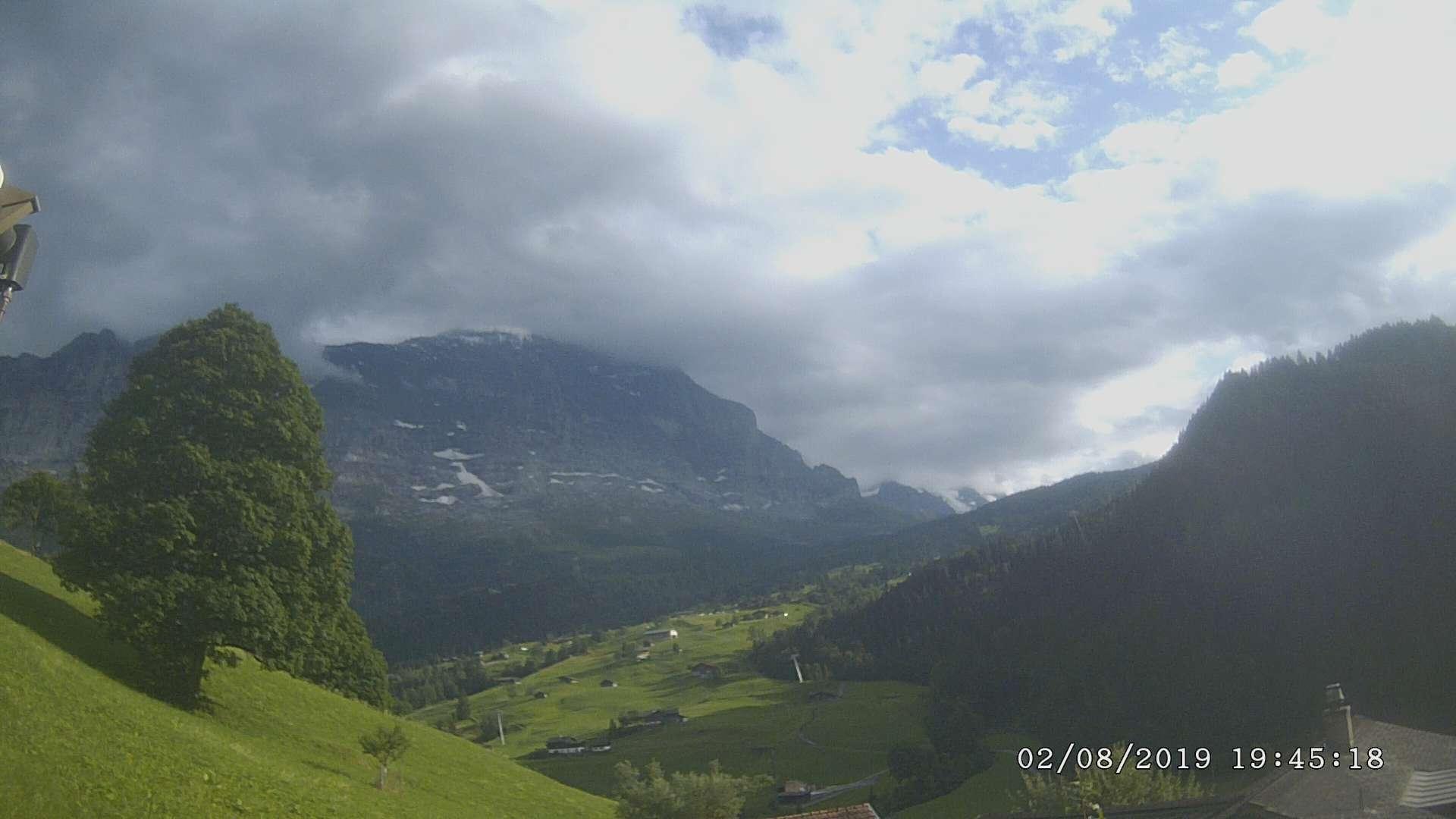 Grindelwald Eigernordwand